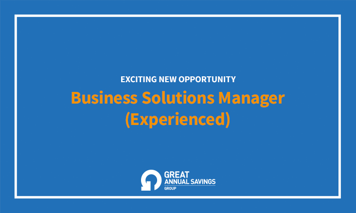 Business Solutions Manager Experienced