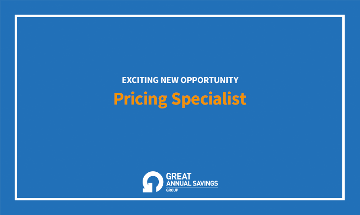 Pricing Specialist