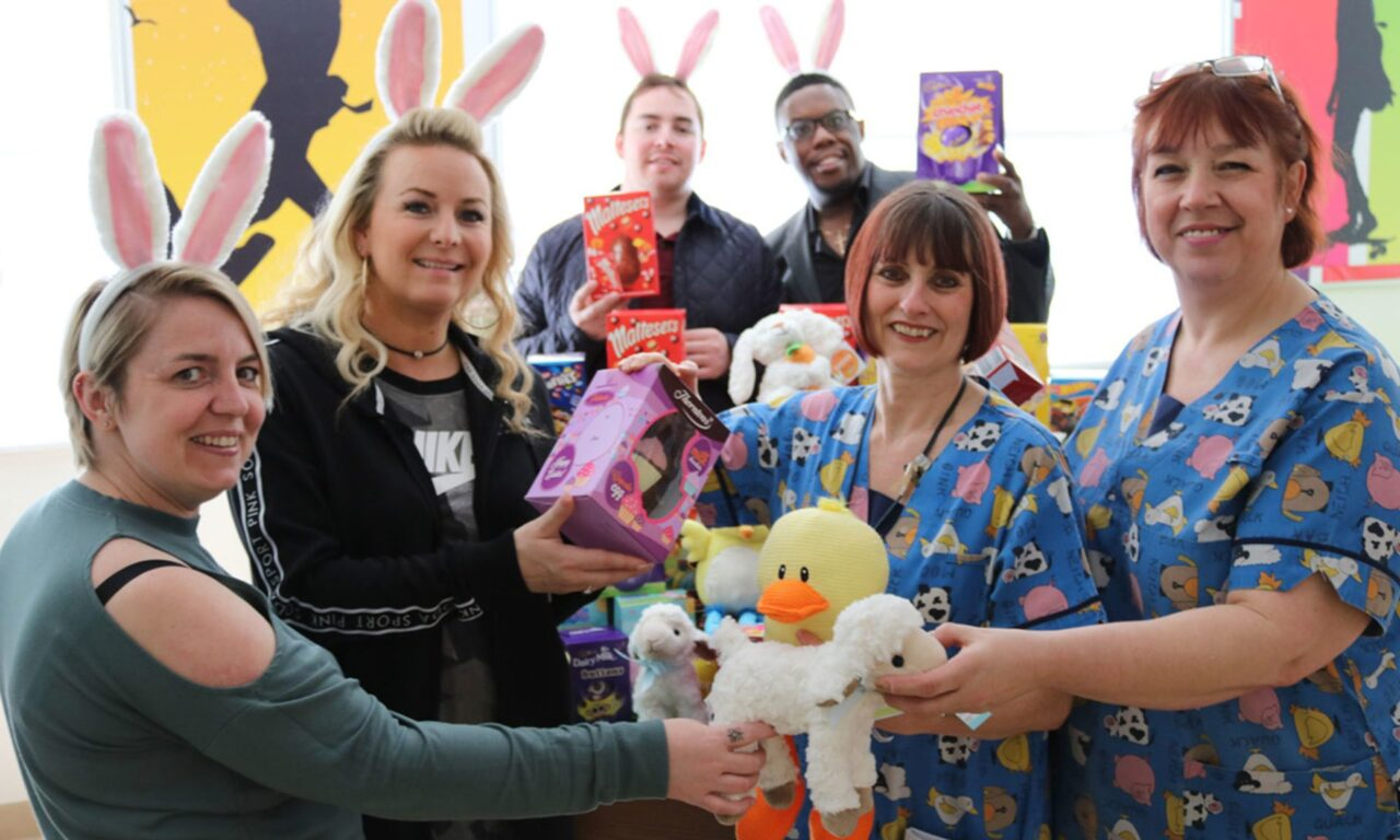 Easter Egg Donation