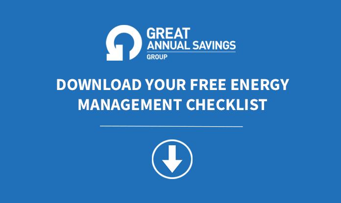 Energy Management Checklist