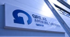 GAS Signage