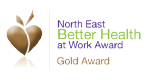 Better Health at Work Gold Award