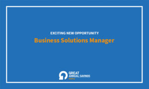 Business Solutions Manager