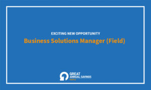Business Solutions Manager (Field)